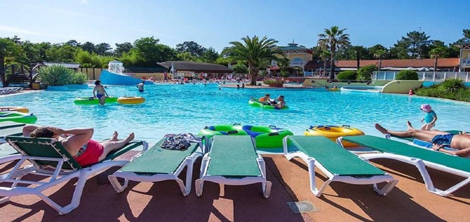 Quels sont les plus beaux campings avec piscine dans les Camping avec piscine dans les landes